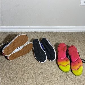 Nike Shoes - Kids shoe lot 3.5 x2, 2.5 x1